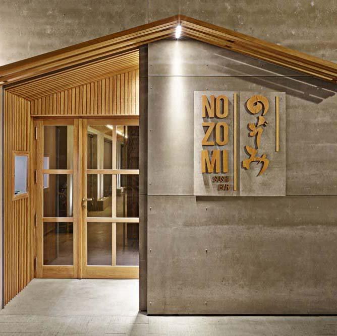 Mẫu thiết kế nhà hàng Nhật ZoNoMi – đến rồi nhớ mãi nơi này