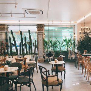 4 Phong cách thiết kế quán Cafe độc – lạ thu hút giới trẻ